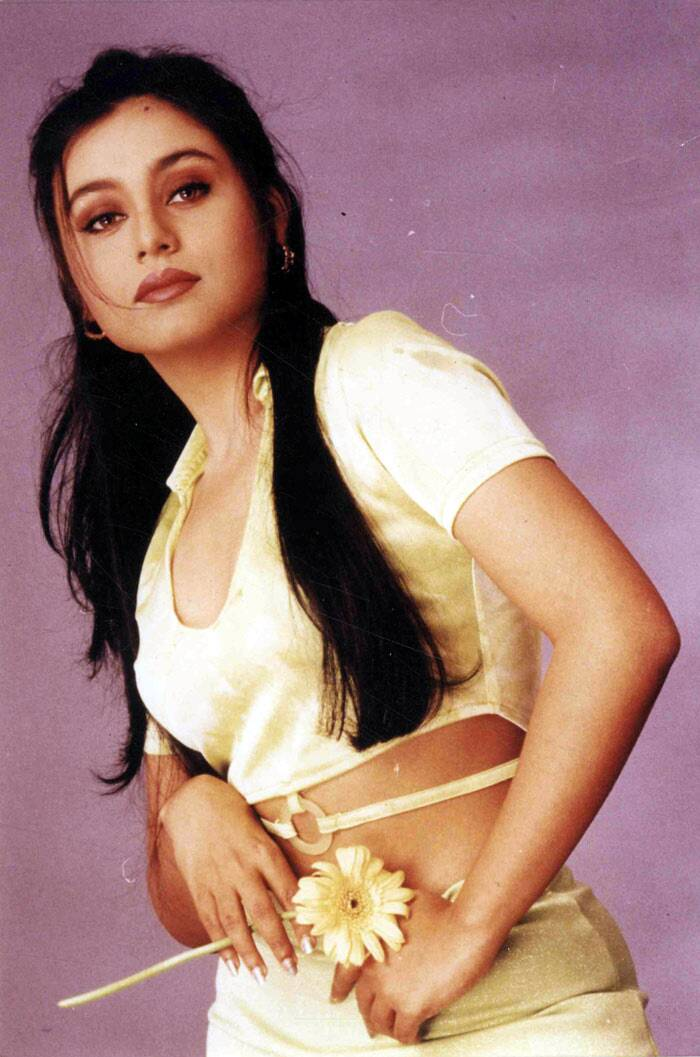 Rani, who is not seen on screen very often nowadays, is currently filming for Pradeep Sarkar's 'Mardaani' where she will essay the role of a policewoman. <br /><br /> Here's wishing the actress a Happy birthday once again.