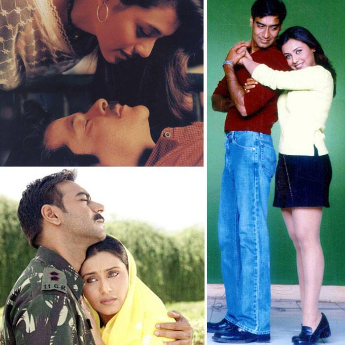 Rani then starred in Milan Luthria's rom-com 'Chori Chori' along with Ajay Devgn. Post this, she was seen in Sudhir Mishra's suspense  film 'Calcutta Mail', based on the 1998 Telugu film 'Choodalani Vundi'. Her final  release of the year was J.P. Dutta's 'LOC Kargil', which was based on the Kargil war between India and Pakistan. However, none of these films performed well.