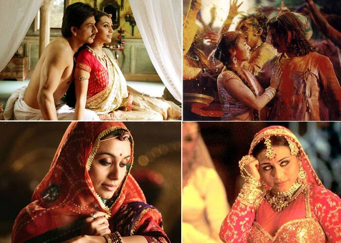 Post her good run at the box office, Rani acted in Amol Palekar's 'Paheli' opposite Shah Rukh Khan. Though the film didn't perform too well in the country, it did well overseas and was selected as India's official entry to the 78th Academy Awards. <br /><br /> Her final film of that year was period flick, 'Mangal Pandey: The Rising', where she played the role of a prostitute who later becomes the love interest of the protagonist played by Aamir Khan.