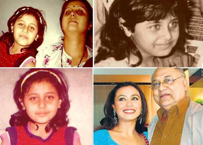 Rani Mukherji was born to Ram Mukerji – a former film director and Krishna Mukerji – former playback singer. Her family and extended family largely belonged to the film industry. Her elder brother Raja, was a film producer and director.
