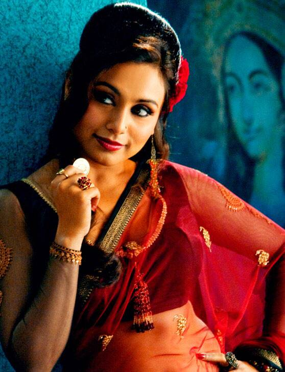 That same year Rani essayed the role of a prostitute in Sanjay Leela Bhansali's 'Saawariya' which marked the debut of Ranbir Kapoor and Sonam Kapoor. Though Rani's performance was well appreciated, the film was a box office failure. However, Rani received a Filmfare Best Supporting Actress nomination.