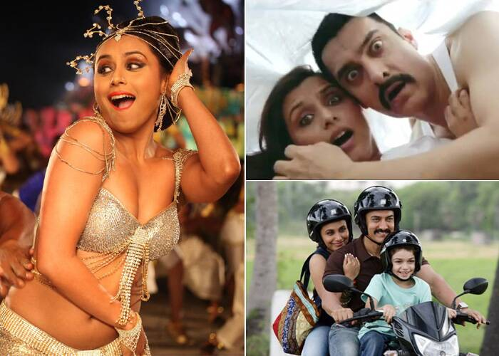 The following year, Rani played the role of Meenakshi Deshpande in Sachin Kundalkar's 'Aiyyaa' with South actor Prithiviraj. The film received mixed to negative reviews, but Rani's performance was praised. <br /><br /> That same year she acted in Reema Kagti's 'Talaash: The Answer Lies Within, co-starring Aamir Khan and Kareena Kapoor Khan. The film opened to positive reviews and was termed a moderate success.