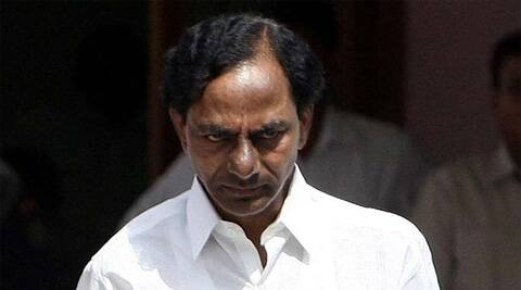 TRS chief  K Chandrasekhar Rao. (PTI)