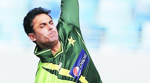 Abdur Rehman was taken off the attack after bowling  three beamers