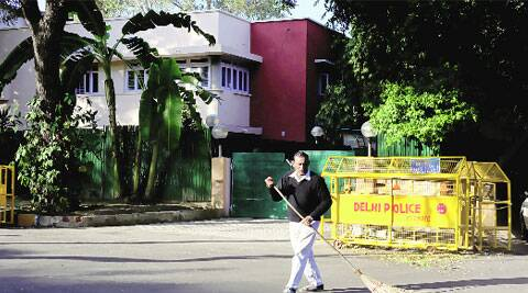 Kejriwal had sought an extension to stay here till his daughter's examinations are over in May. (Express Archive)