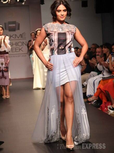 Lakme Fashion Week 2014: Jacqueline Fernandez, Richa Chadda turn showstoppers