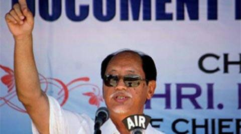 "Nagaland Chief Minister Neiphiu Rio said that the Congress is ""giving undue protection to certain communities"". (Indian Express)"