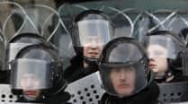 Russia reinforces military presence inCrimea