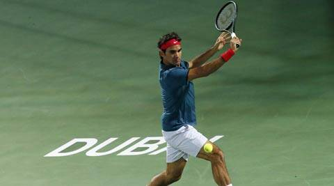 Roger Federer's win over Novak Djokovic was his first in four matches against the Serb (Reuters)