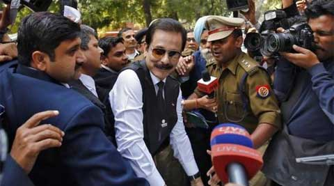 On March 4, the two-judge bench had sent Roy and two of company's directors to Tihar jail. (Reuters)