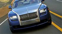 Rolls-Royce to launch 'Ghost Series II' in India by year-end
