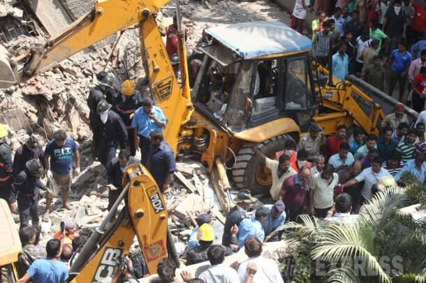 7 killed, 4 hurt in Mumbai building collapse