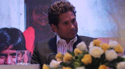 Sachin Tendulkar will travel to Manama with his family (File)