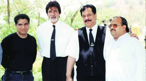 the Sahara founder chairman with health guru Deepak Chopra, Amitabh Bachchan and politician Amar Singh at the launch of Aamby Valley in Maharashtra. File photos
