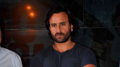 Saif Ali Khan pleads not guilty after being charged for assaulting an NRI businessman.