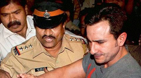 """The court today framed charges against Saif Ali Khan and his two friends - Shakeel Ladak and Bilal Amrohi - under section 325 (assault) and 34 (common intention) of the Indian Penal Code,"" public prosecutor Wajeed Sheikh said."