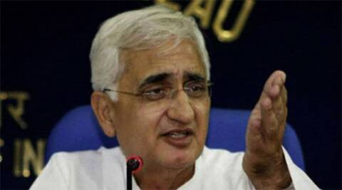 External Affairs Minister Salman Khurshid. (Reuters)