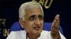 Khurshid mocks SC, EC as 'a challenge', 'interference'