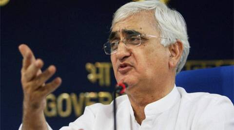External Affairs Minister Salman Khurshid. (PTI)