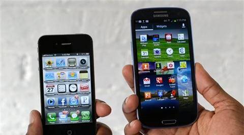 Apple Inc has now accused Samsung of infringing on five patents on newer devices, including Galaxy smartphones and tablets