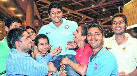 Sarfaraz Khan was one of India's best players in the Dubai U-19 World Cup