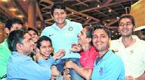 For Sarfaraz Khan, U19 fame is just the beginning