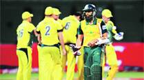 Hodge 6s end Durban 'T7', Aus win by fivewickets