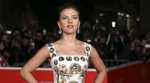 Scarlett Johansson says a celebrity must never try to fit back into society after reaching stardom. (Reuters)