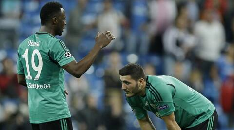 Schalke 04 have crashed out of the UEFA Champions League after suffering a demoralizing defeat at the hands of giants Real Madrid.