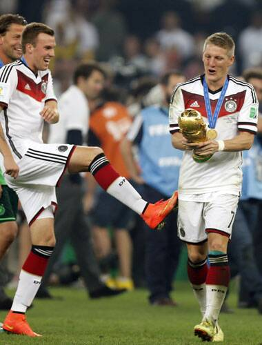 GERMANY ARE DER CHAMPIONS