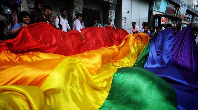 Section 377, Section 377 mumbai reaction, mumbai lgbt community, mumbai lgbt, mumbai lgbt section 377, section 377, section 377 verdict, section 377 decriminalised, consensual gay sex, section 377 supreme court verdict, section 377 legal, 377 verdict, gay sex, LGBTQ rights, section 377 latest news,