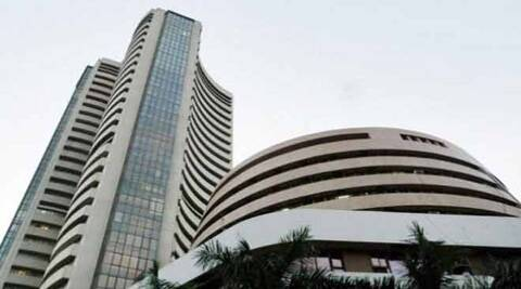 BSE Sensex last hit the record high of 22,939.31 points on April 25.