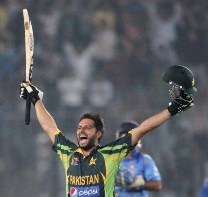 Asia Cup 2014: Shahid Afridi seals thrilling chase