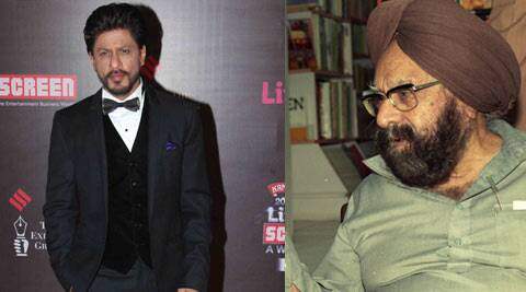 """""""Oh no Khushwant Singh is no more. He made our lives so much richer by his literary contributions. 'With Malice towards one and all'. RIP,"""" Shah Rukh Khan posted on Twitter."""