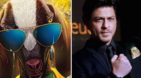 Shah Rukh Goat