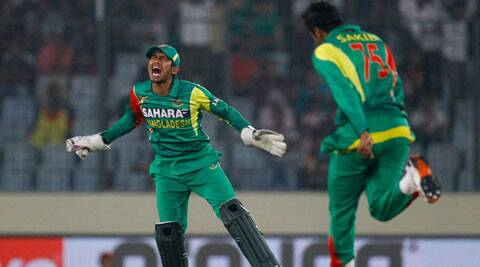 Tone down expectations a bit, Shakib to B'desh fans
