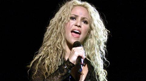 """Shakira said she and Pique are so similar. """"We're very much alike. We're so similar. (Reuters)"""