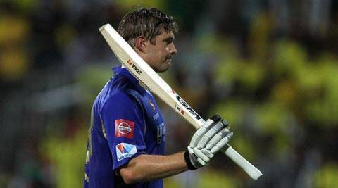Shane Watson said he's honoured to lead the Rajasthan Royals (File)