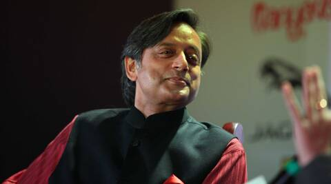 Shashi Tharoor has had effusive praise of Prime Minister Narendra Modi but he made it clear he was not his fan.
