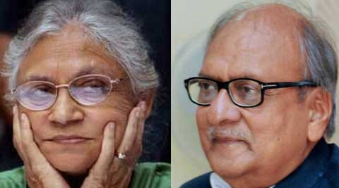 Kerala Governor Nikhil Kumar resigned, sending out an additional signal Sheila's appointment as Kerala Governor came after Nikhil Kumar resigned, sending out an additional signal for the coming RJD-Congress alliance.