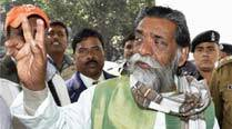 JMM chief Shibu Soren to contest from Dumka