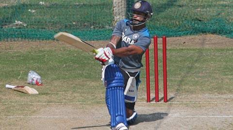 Shikhar Dhawan made only 76 runs in four innings in South Africa (IE Photo)