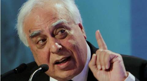 Kapil Sibal already has about 75,000 followers on Twitter. (IE)