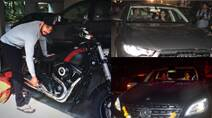 PHOTOS - Alia Bhatt, Sidharth, Shraddha and their high-end luxury cars