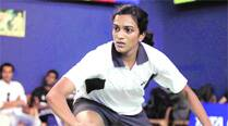 Out of the top drawer: PV Sindhu upbeat ahead of her first-round encounter