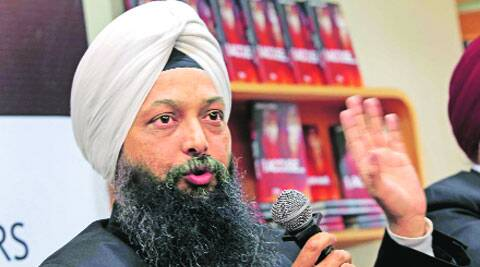 Jarnail Singh had apologised for throwing a shoe at Union Minister P Chidambaram. (Express Archive)