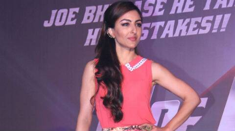 Soha was last seen on the big screen opposite Arshad Warsi in 'Mr Joe B Carvalho. (Photo: Varinder Chawla)