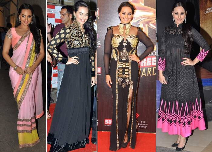 The actress did manage to save the day for her once in a while but was never one of the most awaited actress on the red carpet. Sonakshi Sinha mostly managed a passing mark on her fashion report card.