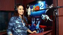 Sonakshi Sinha turns singer for 'Rio 2'