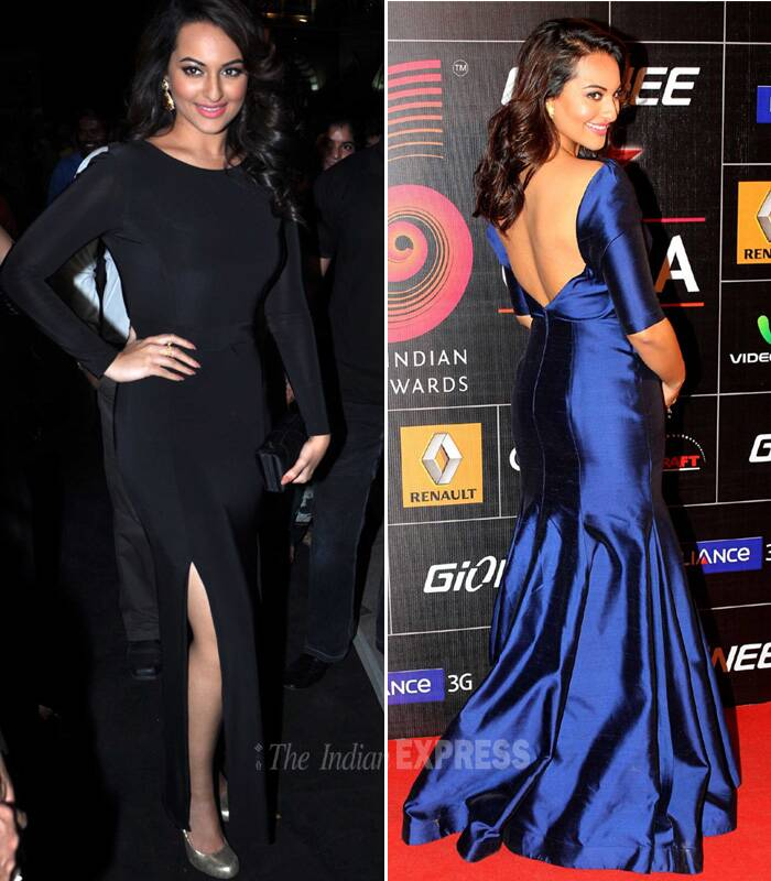 Off late many fashion critics have compared Sonakshi Sinha's stylish avatars to Bollywood fashionistas like Priyanka Chopra, Sonam Kapoor and Deepika Padukone.